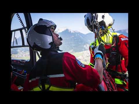 A weekend with Air Rescue Austria