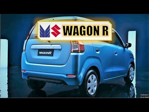 2019 MARUTI WAGON R - PRICING, INTERIOR, FEATURES AND ALL DETAILS