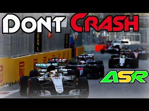 Survival of the Fittest: F1 2016 Baku League Race