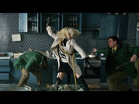 'Atomic Blonde' Official Trailer 2 (2017) | Charlize Theron