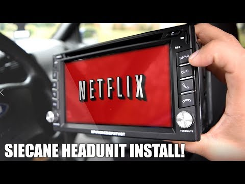 How to Stream Netflix in your Car!!