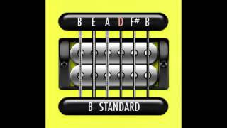perfect guitar tuner b standard