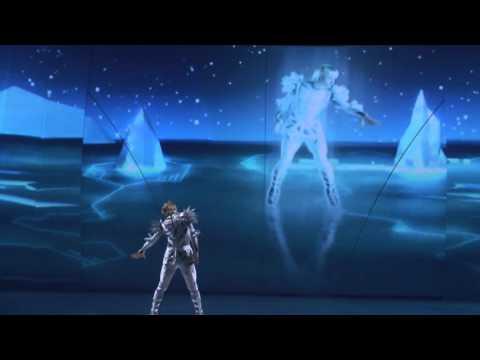 Снежный Король и его отражения. Евгений Плющенко. Шоу Снежный Король 27.12.15 Москва