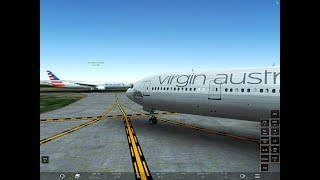 [HD] Infinite Flight Boeing 777-300. ATC + inf.pax+ copilot.Multiplayer