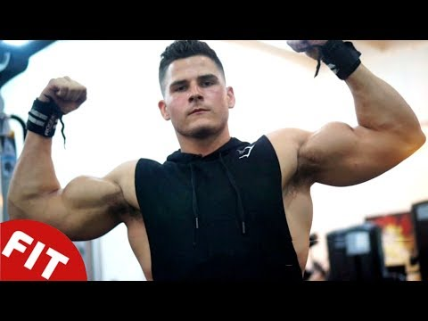 GROWING ARMS WITH EPIC INTENSITY -  BICEPS AND TRICEPS WORKOUT