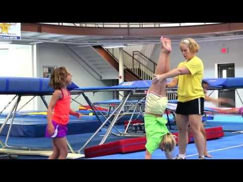 InterActive Academy's Recreation Gymnastics Program