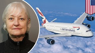 Serial stowaway: Woman flies to London with no passport, ticket after sneaking past TSA - TomoNews