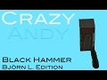 Björn L. Black Hammer REVIEW - FSK 18