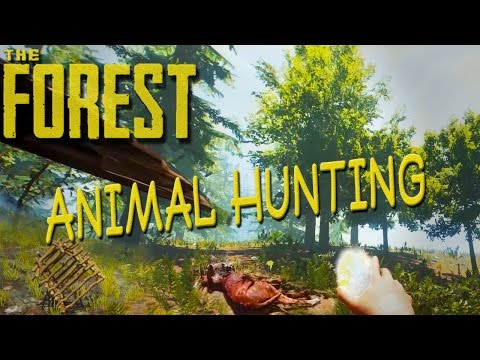 ►Pebble Of Critter DESTRUCTION, Animal Hunting Guide   The Forest
