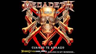 Megadeth - Last Rites/Loved To Death (Sub Ingles/Español)
