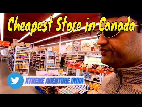 Shopping In Surrey, Canada L Indian Store In Canada L Doller Store In Canada