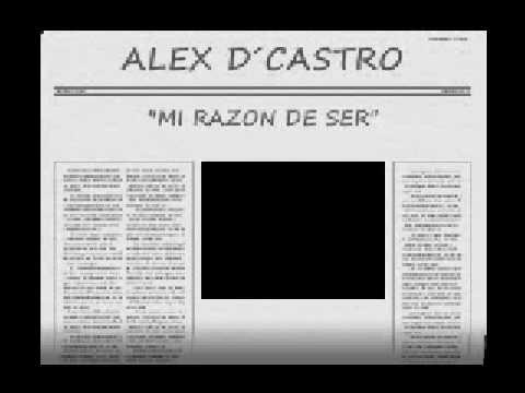 ALEX D CASTRO