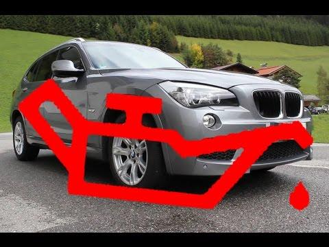 Ölwechsel BMW X1 E84