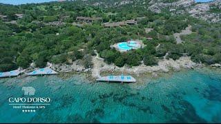 Hotel Capo d'Orso - romantico ed esclusivo hotel in Costa Smeralda