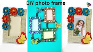 2 Amazing Photo frame Ideas / How TO Make Easy Photo frame At Home/ Easy Paper Craft/