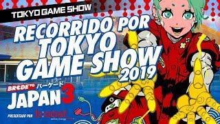Recorrido por TOKYO GAME SHOW 2019