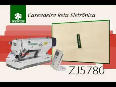 CASEADEIRA RETA ELETRÔNICA ZOJE | ZJ-5780