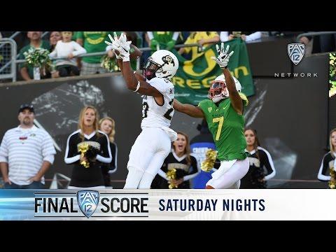 Recap: Colorado football uses late red-zone interception to seal win over Oregon