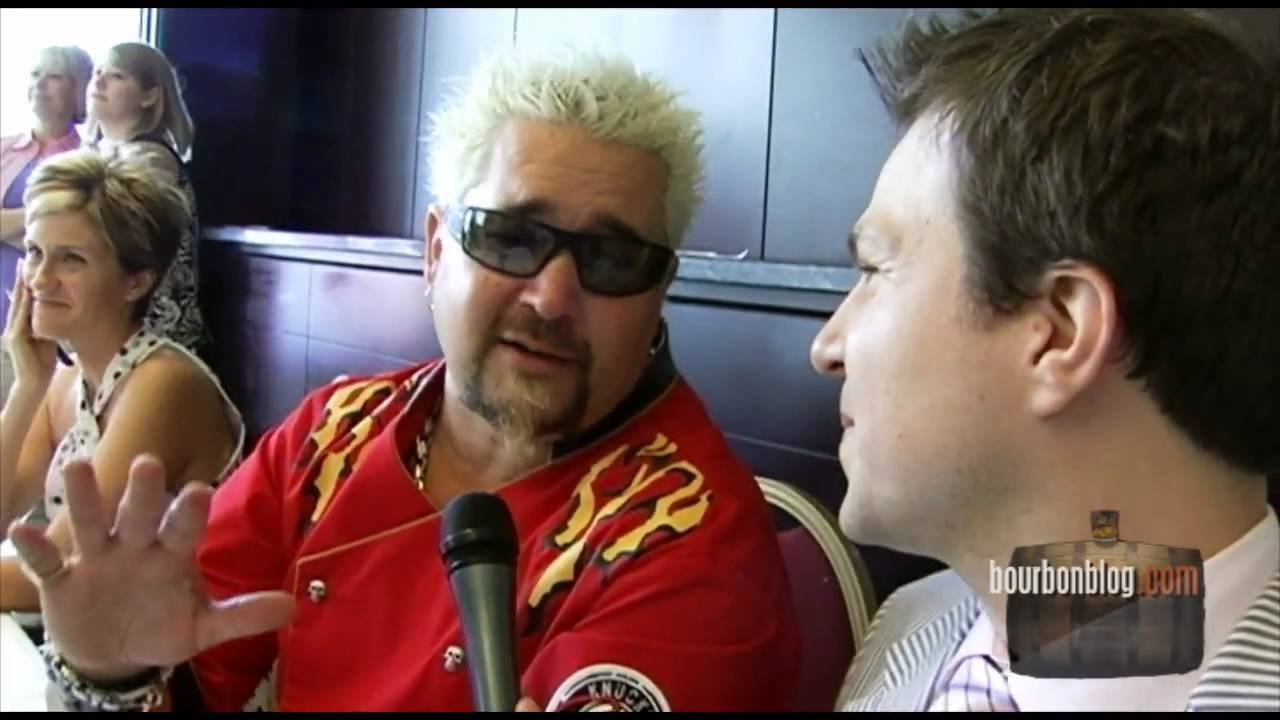 Guy Fieri from Minute to Win It and Diners, Drive-ins and Dives,