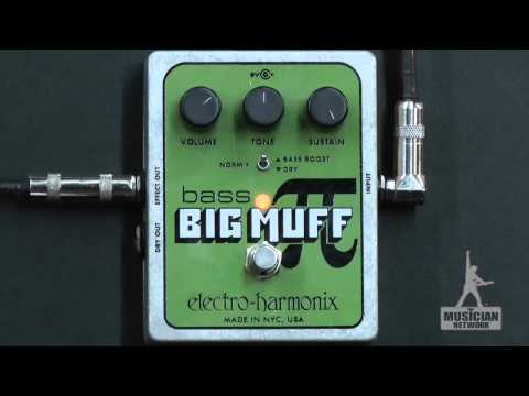EHX BASS BIG MUFF PI - GEAR UP