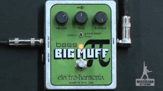 EHX BASS BIG MUFF PI - GEAR UP