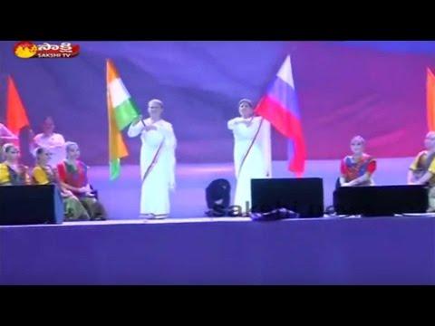 Narendra Modi Holds Talks with Vladimir Putin in Russia Tour