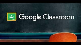Classroom desde teléfonos celulares