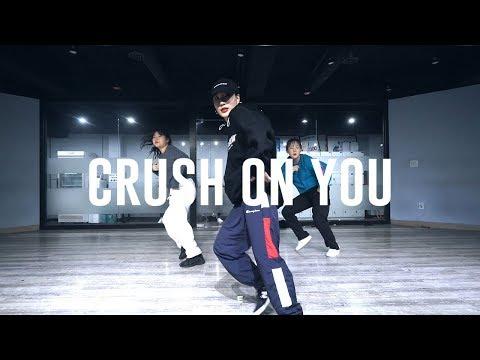 Lil' Kim - Crush On You Choreography By NARAE / E Dance Studio HIPHOP Class 이댄스학원