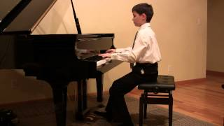James Wilson: Haydn Sonata in E Minor, Presto