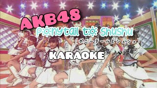 Video AKB48 Ponytail to shushu download MP3, 3GP, MP4, WEBM, AVI, FLV Juli 2018