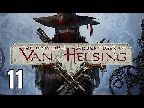 The Incredible Adventures of Van Helsing - Vampirul si ascunzatoarea secreta (Ep. #11)