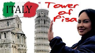 A Quick Look At The Leaning Tower Of Pisa!
