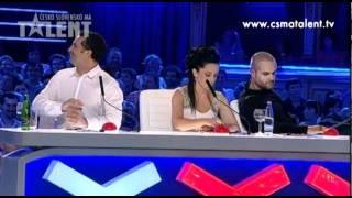 Jiří Vlasák | Česko Slovensko má talent 2011