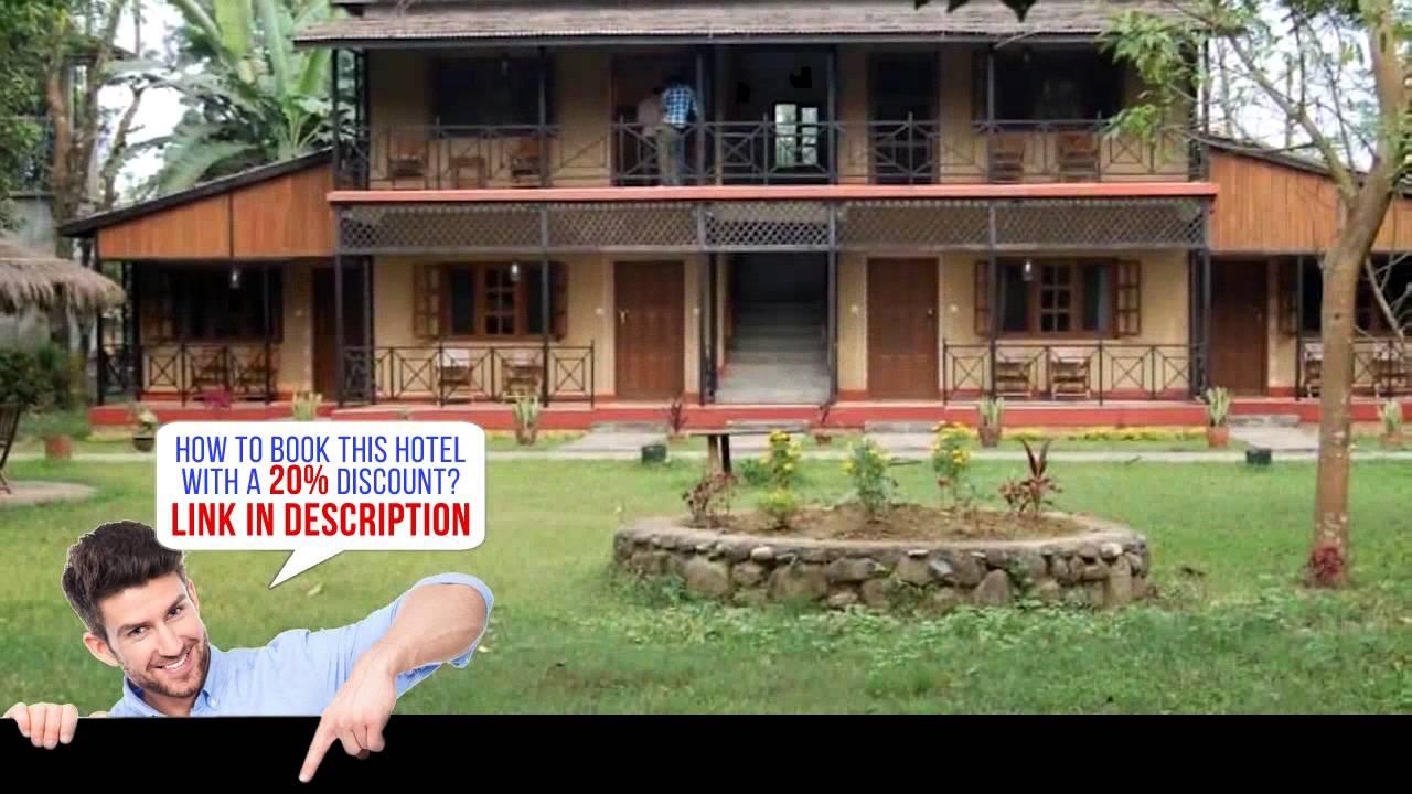 Royal Park Hotel Chitwan Nepal Hd Review Youtube