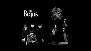 The Beatles Performing Bohemian Rhapsody