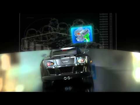 Video created for PTC - 3d virtual prototype simulation & multimedia.