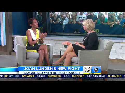 ABC : Joan Lunden Reveals Breast Cancer Diagnosis