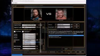 My TEW16 First Impressions and Gameplay (NJPW)