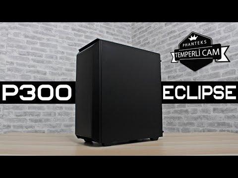 YENİ Temperli CAM Kasa!! - Eclipse P300 İncelemesi (1 Kişiye Hediye Ediyoruz)