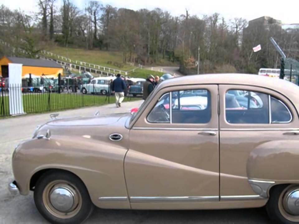 1950s Cars Austin A70 - YouTube