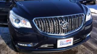 2017 Buick Enclave Premium AWD Blue