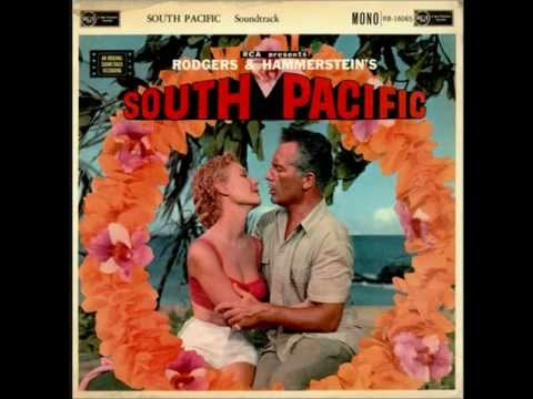 South Pacific Original Soundtrack : This Nearly Was Mine