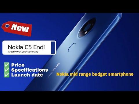 Nokia C5 endi|price|specification launch date|Nokia mid range budget smartphone