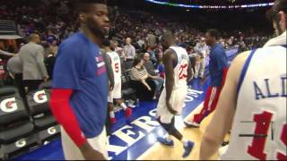 Jason Richardson Tough Three Point Buzzer Beater