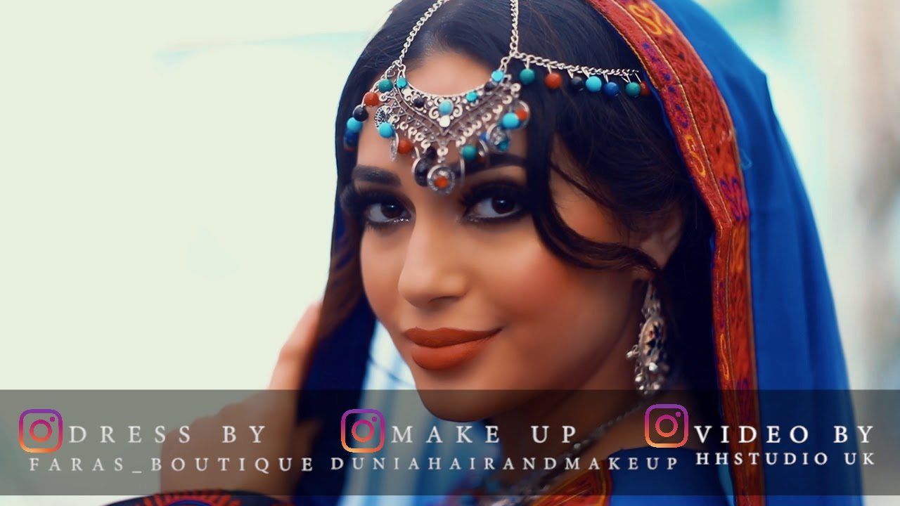 Afghan Dresses Official Video 2018