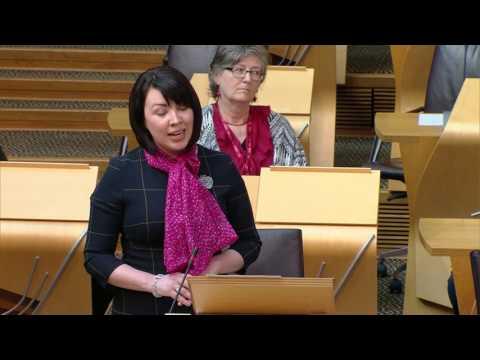 Time for Inclusive Education (TIE) Campaign -  Scottish Parliament: 19th April 2017