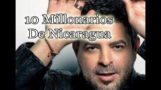 Top 10 Millonarios de Nicaragua