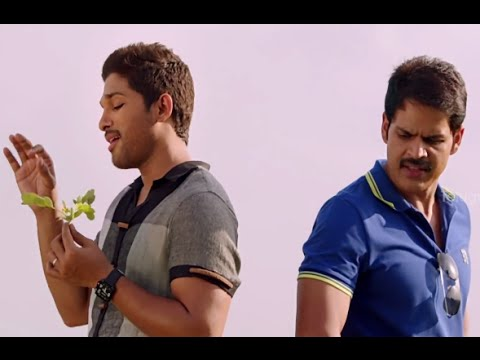 Race Gurram Movie Comedy Scenes   Shaam Requesting Allu Arjun   Shruti Hassan   Brahmanandam