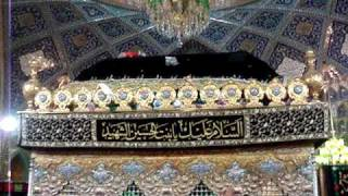 Sayyida Ruqayya Mausoleum - مسجد السيدة رقية, Old Damascus, Syria 2010