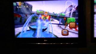 T-Mobile LG Optimus 2X 1080p HDMI Output and Gaming Demo